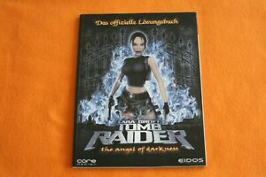 Tomb Raider The Angel of Darkness Das offizielle Lösungsbuch Spieleberater