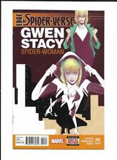 Edge of Spider-Verse 2 5th print Gwen Stacey Marvel Comics FREE SHIP