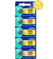 Sony LR44 is now Murata LR44 (A76) 1.5V Alkaline Button Cell Battery (10 Pack)