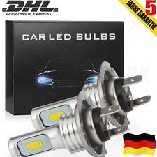 2 x H7 CSP 200W 26000LM LED Nebel Scheinwerfer Birnen Abblendlicht Tagfahrlicht