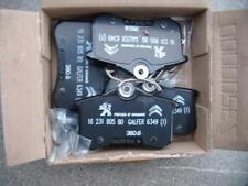 GENUINE Peugeot 308 1.6 1.6d 2008-14 rear brake pads 1623180580