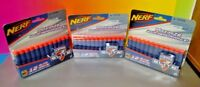Official Nerf N-Strike Elite Series 36 Blue Dart Refill 3 Packs - New Sealed