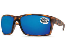 08f9217788 Costa Del Mar Reefton Retro Tortoise   Blue Mirror 580 Glass 580G - NEW
