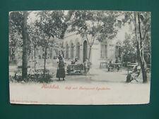 Corr-K Alter? Karlsbad - Café und  Restaurant Egerländer - Originalfotos