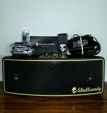 Skullcandy Vandal Speaker Dock for iPhone iPod & Mp3 Player Mint