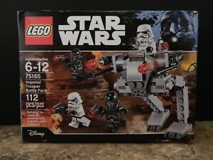 LEGO Star Wars Imperial Trooper Battle Pack 75165 - New, Factory Sealed