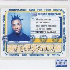 Ol' Dirty Bastard : Return to the 36 Chambers: The Dirty Version CD (1995)