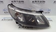 SAAB 93 9-3 FACELIFT FRONT DRIVER RIGHT SIDE HEADLIGHT 12842044 2007-2012