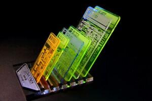 Star Trek - Enterprise E Isolinear Chip - Data Chip