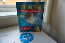 THE CHAMPAGNE MURDERS - inspector McClue murder mystery dinner party game BNIB