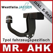 WESTFALIA BMW X1 E84 ab 09 Anhängerkupplung AHK starr 7pol spe. E-Satz