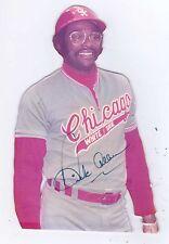 RARE RICHIE ALLEN 1974 KELLOGGS CHICAGO WHITE SOX  DIE CUT PROOF 1 OF A KIND!