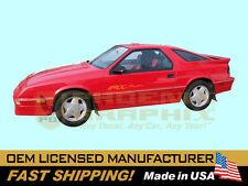 1991 Shelby Dodge Daytona IROC Decal Stripe Kit