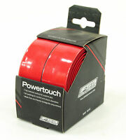 FSA PowerTouch Road Bike Drop Bar Handlebar Tape, Red
