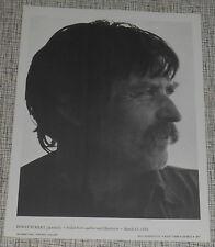 Horst Eckert - Author - 1977  International Portrait Gallery Photo Print