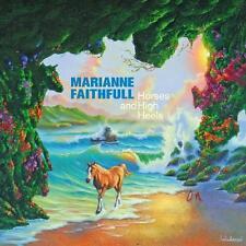 Horses And High Heels von Marianne Faithfull (2011), Digipack, Neu OVP, CD