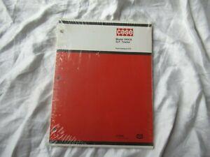 Case 380CK 380 CK  tractor parts catalog book manual