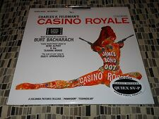 Bacharach Casino Royale James Bond 007 Classic records 200g Lp Sealed