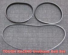 TOUGH RACING XRAY NT1 Urethane BELT SET(3) Side Front Rear 335441 335430 335450