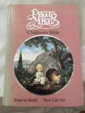 Precious Moments Children's Bible New Life Version Hardback 1990