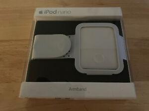 Genuine Apple iPod Nano 130MB G/A 3rd Generation White Armband