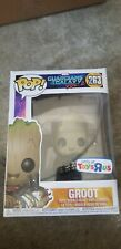 """Funko Pop! Marvel Groot with Bomb Toys """"R"""" Us Exclusive"""