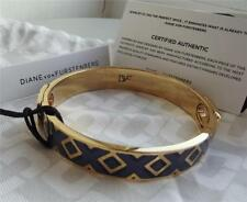 Enamel Yellow Gold Plated Costume Bangles