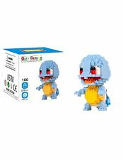 Squirtle Moster figure blocks Mini Building