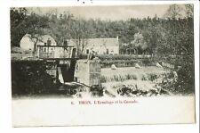 CPA Carte Postale Belgique-Thuin L'Ermitage et la Cascade 1902  VM30748