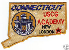 Uscg Patch, Us Coast Guard Academy, New London Connecticut Y