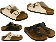 Flat (less than 0.5') Sandals & Beach Shoes T Bars for Women