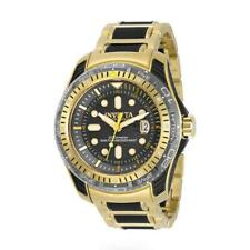 Invicta 29590 Men's Hydromax Gold-Tone and Grey Dial Date Watch