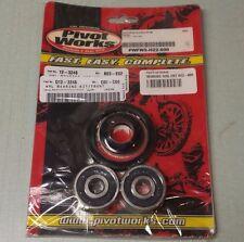 79-82 Honda CB 125S Front Wheel Bearing & Seal Kit Pivot Works PWFWS-H22-000