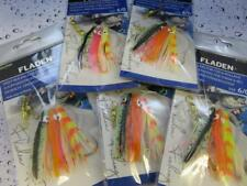 5 NEW GLOW 3 HOOK 6/0 OCTOPUS MUPPETS PYG RIGS Cod Pollack Fishing Lure Sea Boat