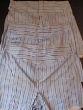 New listing 3 Vintage 1940s Boxer shorts-never worn Size 44 fits size 40 deadstock