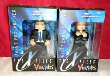 Diamond Select The X Files Vinimates and Minimates