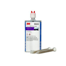 3M 08323 Automix Black Factory-Match OEM Seam Sealer Dual Cartridge 200mL