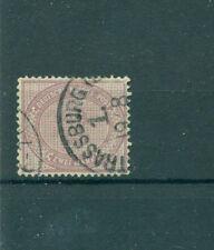 Echte gestempelte Briefmarken aus dem deutschen Reich (1900-1918)
