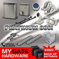 Sliding Gate Electric Gate Opener 300kg kit heavy duty