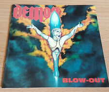 DEMON - BLOW-OUT - REMASTERED 2002 - SPMCD011  -NEW - Hard to find