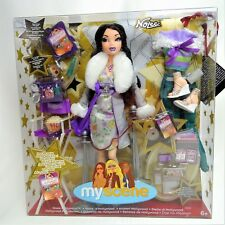 2005 BARBIE MY SCENE NOLEE Goes to Hollywood Doll Comme neuf IN BOX