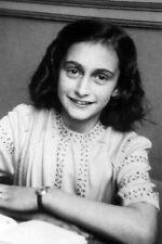 New 5x7 Photo: Anne Frank, Diarist and Holocaust Victim of World War II