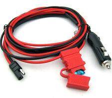 Cigarette Lighter Power Cable Cord for Motorola Mobile Radio GM340 PM400 PRO5100