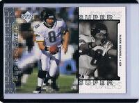 1998 Upper Deck Super Powers SILVER -UNNUMBERED /2000 ERROR Mark Brunell Jaguars