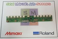 Genuine Roland Soljet Pro Ii Sc545 Ex Ink Tank Board Assy 811502110