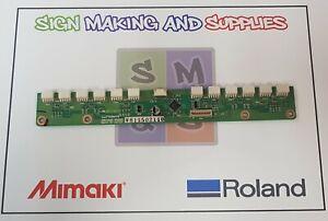 Genuine Roland Soljet Pro II SC545-EX Ink Tank Board Assy - 811502110 *