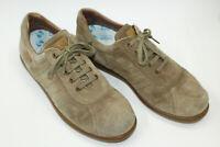 CAMPER men shoes sz 10 Europe 43 BEIGE SUEDE  leather S8199
