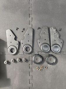 Escort RS Turbo Recaro Seat Reclining Plastics