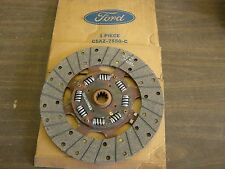 NOS OEM Ford 1966 1967 Fairlane Clutch Disc 390ci + Galaxie 500 1963 1964 1965