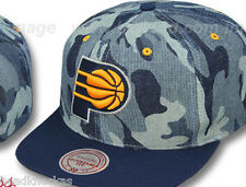 MSRP $30 - INDIANA PACERS SNAPBACK BY MITCHELL AND NESS